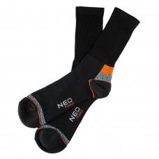 Darbinės kojinės, su briaunuotomis elastinėmis juostomis