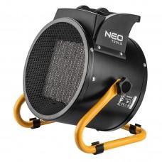 Pastatomas elektrinis šildytuvas NEO, 2000W/3000W/5000W