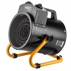 Pastatomas elektrinis šildytuvas NEO, 2000W/3000W/5000W, IPX4