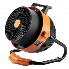 Pastatomas elektrinis šildytuvas/ventiliatorius NEO, 2400W, 90-071 (Skaitmeninis)