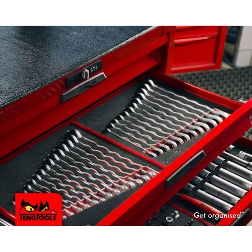 TENGTOOLS įrankių dėžutės į stalčius (EVA)