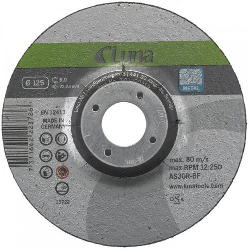 Metalo šlifavimo diskai