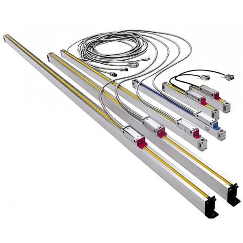 Skaitmeninės skalės (Tekinimo ir frezavimo staklėms)