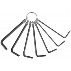 L - formos TX raktų rinkinys 1487 Teng Tools TX10-TX40