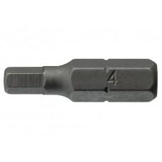 Antgaliai HEX šešiakampėms angoms 4 mm Teng Tools (1VNT)