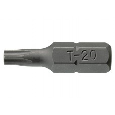 Torx tipo griovelių antgaliai TPX10 Teng Tools (3VNT)