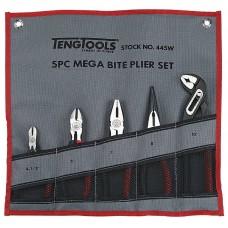 Replių rinkinys. Teng Tools 445W
