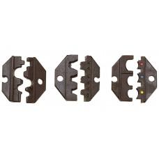 Atsarginės presavimo sistemos replių galvutės. Teng Tools CP04RK1 / CP04RK2 / CP04RK3