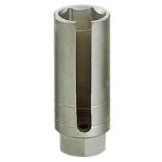 Galvutės Lambda zondui 1/2 keturkampiu fiksatoriumi 27 mm Teng Tools