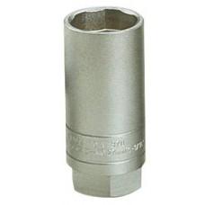 Galvutės Lambda zondui 3/8 keturkampiu fiksatoriumi 1 1/16 colio Teng Tools