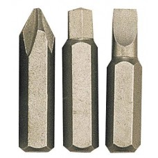 Kalamų atsuktuvų antgaliai PZ2 tipo angoms Teng Tools (1VNT)