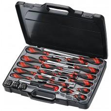 Atsuktuvų ir antgalių rinkinys Teng Tools MD9053N