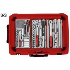Kelioninis įrankių lagaminas Teng Tools  SC04