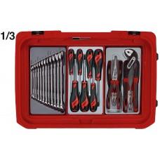 Kelioninis įrankių lagaminas Teng Tools  SC04E