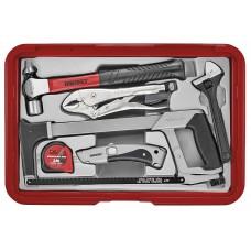 6 dalių remonto įrankių rinkinys Teng Tools SCPS01