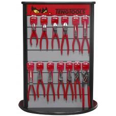 Mini stalažas su replėmis Teng Tools MTMB-09