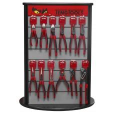 Mini stalažas su replėmis Teng Tools  MTMBT-09
