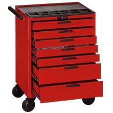 Įrankių vežimėlis 280 dalių EVA Teng Tools TCMME09C