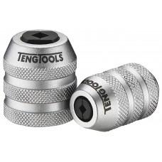Sriegiklių griebtuvai su 1/4 Fiksatoriumi Teng Tools M140071 / M140072