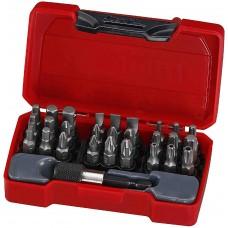 Antgalių rinkinys Teng Tools TM028