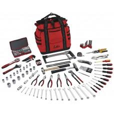 Įrankių kuprinė 144 dalių Teng Tools TC144E
