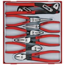 8 dalių Replių rinkinys Teng Tools TTD441