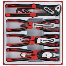 8 dalių Replių rinkinys Teng Tools TTD441-T