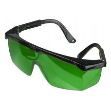 Žali akiniai darbui su lazeriu Limit