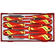 Atsuktuvų rinkinys darbui su 1000 voltų įtampa 7 dalių Teng Tools TTV907N