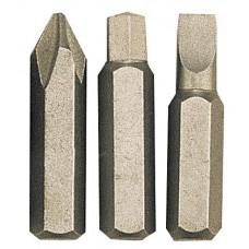 Kalamų atsuktuvų antgaliai HEX šešiakampėms angoms 10 mm Teng Tools (1VNT)