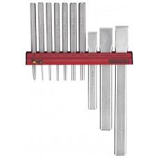 Skylmušių ir kirstukų rinkinys su sieniniu stovu Teng Tools WRPC10