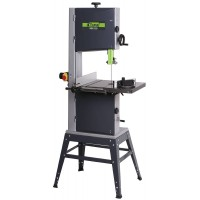 BANDSAW WITH FLOOR STAND 350MM - Band saws made from welded steel with two speeds (BBS 600 has only one speed).