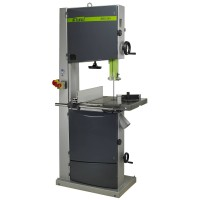 BANDSAW FLOOR MODEL BSS 500 - Band saws made from welded steel with two speeds (BBS 600 has only one speed).