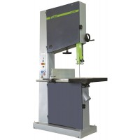 BANDSAW BBS600 400V-3PHASE - Band saws made from welded steel with two speeds (BBS 600 has only one speed).