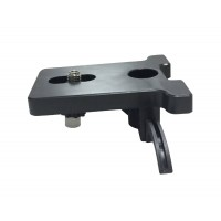 BRACKET FOR LASER POLE - Accessories for laser rod Limit.BRACKET FOR LASER POLE - Priedai, skirti lazerio strypui Limit.