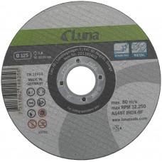 Pjovimo diskas Luna geležiai ir plienui Heavy duty