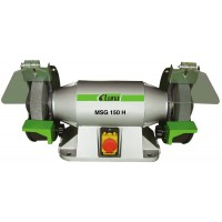 BENCH GRINDER MSG  150H - Bench grinders for grinding work in industrial and maintenance applications.