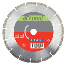 Deimantinis pjovimo diskas Luna Concrete