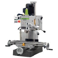 DRILL/MILL MACH. MDM-400 400-3 - Combined drill and milling machine with gearbox.