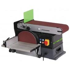 Kombinuotos juostinės ir diskinės šlifavimo staklės Luna BBD 150