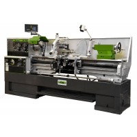 LATHE ML 1640 - A robust and stable steady centre lathe suitable for repair and maintenance work as well as training purposes.