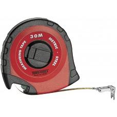 Plieninė ruletė Teng Tools 10 m (MT10) mm/coliai