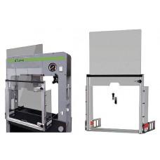 Pressure gauge for workshop press