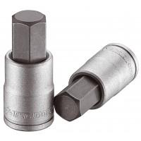 Galvutė HEX  Su 1/2  keturkampiu fiksatoriumi. Teng Tools 5/8 colio - Teng Tools Antgalinė galvutė colinėms vidinėms šešiakampėms angoms.Galvutė XZN  Su 1/2  keturkampiu fiksatoriumi. Teng Tools 5 mm - Teng Tools 100 mm ilgio galvutės XZN varžtams.