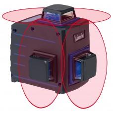 Raudonas multi kryžminis lazeris Limit 1080-R