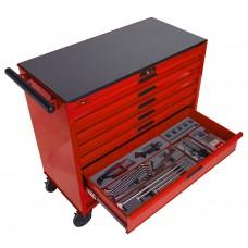 Įrankių vežimėlis 622 dalių Teng Tools TCMM622N