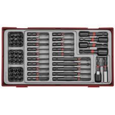 Antgalių rinkinys Teng Tools Impact TTBS53