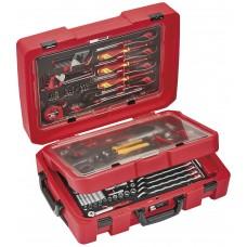 Kelioninis įrankių lagaminas Teng Tools SCE