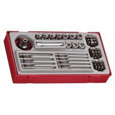 Antgalių rinkinys Teng Tools 48 dalių Teng Tools TT1448