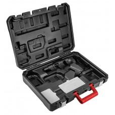 Krepšys akumuliatoriniams įrankiams+grąžtai